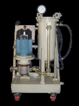 mecanical filtration system(mfs)