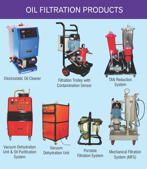 Oil Filtration Products